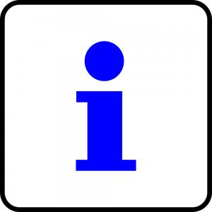 informatie picto